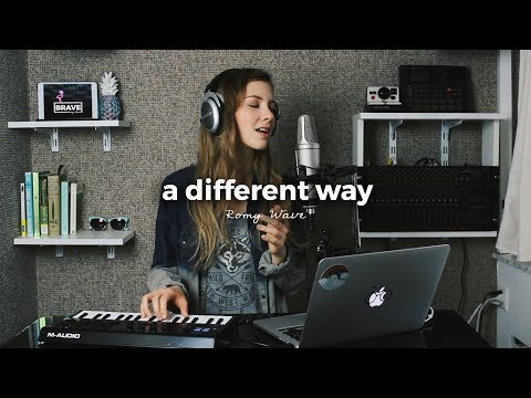 A Different Way - DJ Snake, Lauv | Romy Wave cover