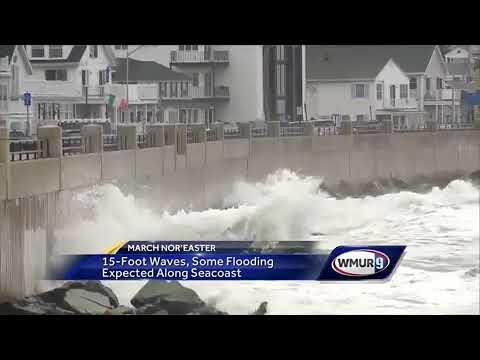 Coastal areas prepare for more flooding