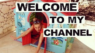 WELCOME TO MY CHANNEL |  BUSYBEECARYS CHANNEL TRAILER
