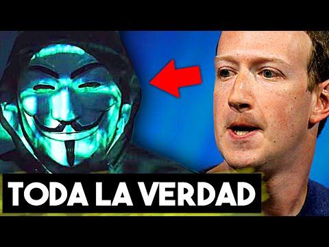 ÚLTIMA HORA:  Anonymous Revela Que Caída De Whatsapp, Facebook e Instagram Fue Su Culpa.