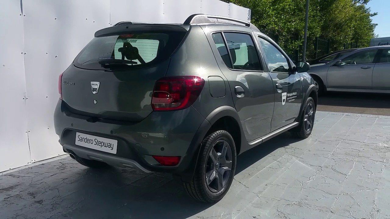 172wx0000 2017 dacia sandero stepway se summit 1 5 dci 18 460 youtube. Black Bedroom Furniture Sets. Home Design Ideas