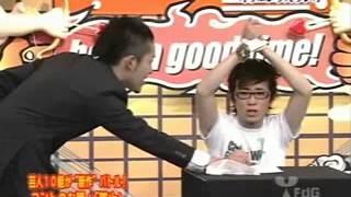 2005年プリプリプリンス 当時芸歴1年目。本当に初期のコント。空想体罰.