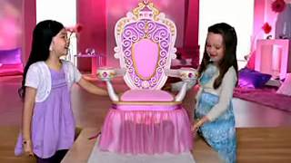 Mattel - Barbie My Size Throne