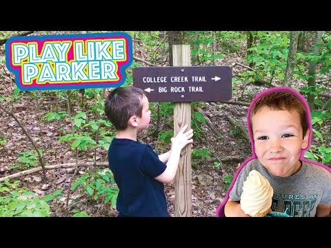 Hiking the Trails at Dalton State College