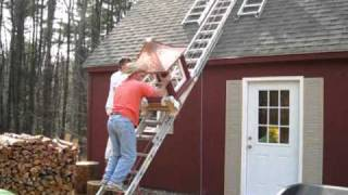 Installing A Cupola