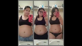 My 60 Lbs Weight loss Transformation Video  - 21 day fix, Shakeology, Beachbody