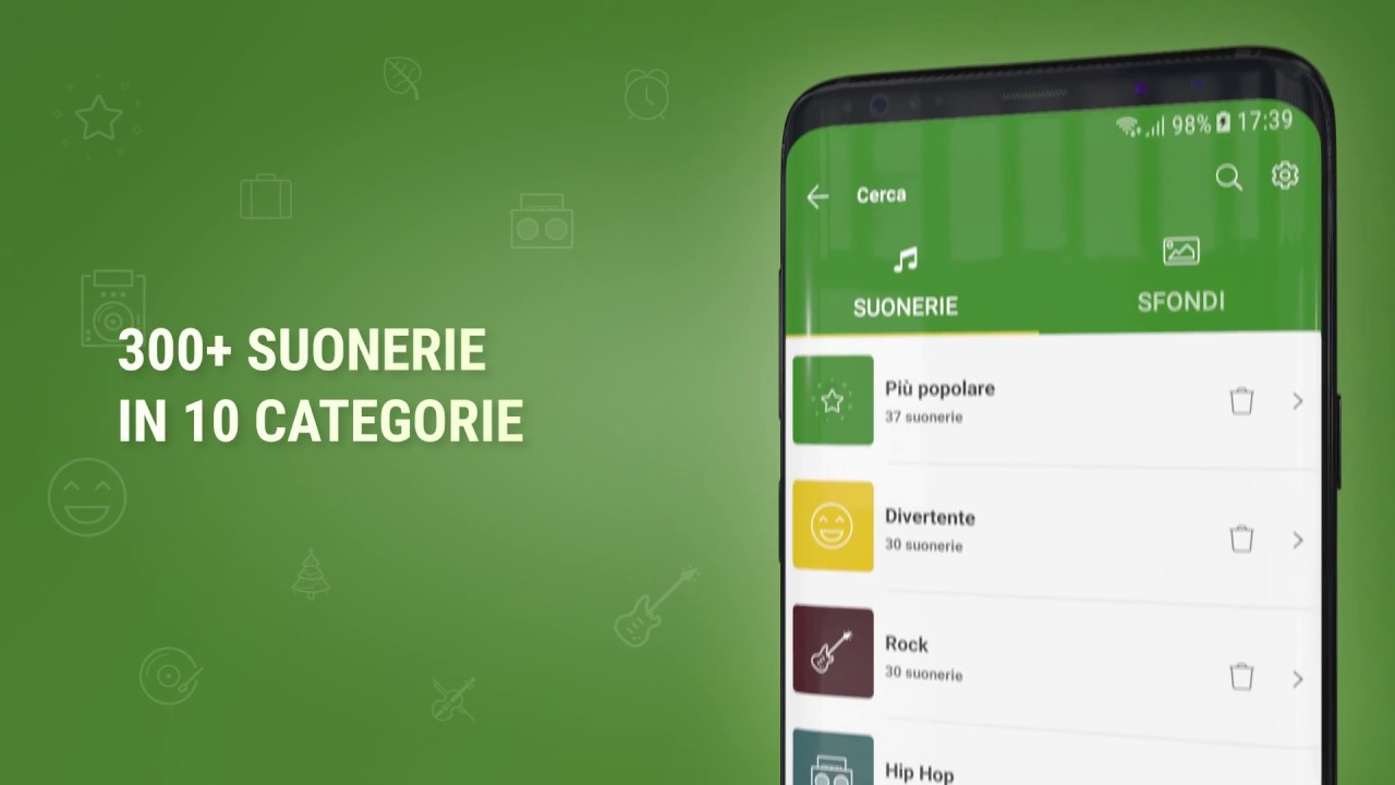 suonerie gratis per android youtube On suonerie gratis per android
