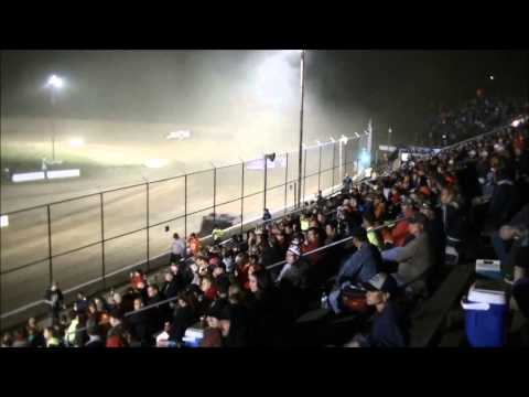 Muskingum County Speedway Late Model Feature 06/06/2015