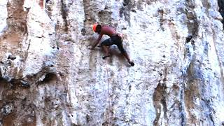 Full Job (8a) in Kalymnos