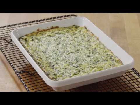 Ultimate Spinach Dip Turned Baked Spinach Casserole