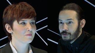 Маросеев vs Гайбарян - Мы живем в матрице | Большие дебаты