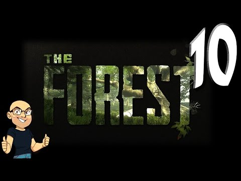 EXPLORATION AND A SECOND BASE! - The Forest Singleplayer Gameplay E10