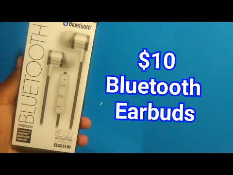 Unboxing The Sentry Bluetooth Earbud!