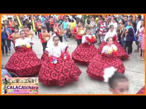 CALACAtchara Festival 2016 - Street And Court Dancing Competition