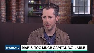 GV's Bill Maris Says There's a Huge Bubble in Tech Right Now