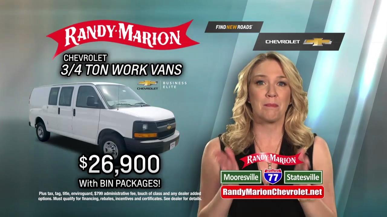 Randy Marion Chevy Vans_June2017 - YouTube