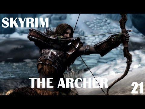 Skyrim Remastered Archer Legendary Walkthrough Ep21 Halted Stream Camp Transmute Spell