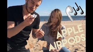 видео Новый чехол AirPods станет беспроводной зарядкой для iPhone. Насколько быстро будет заряжаться смартфон