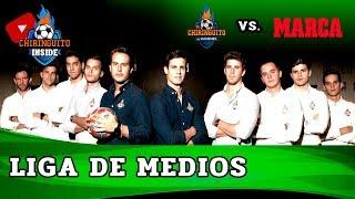EL CHIRINGUITO 3-0 MARCA.com | LIGA DE MEDIOS - 1ª jornada