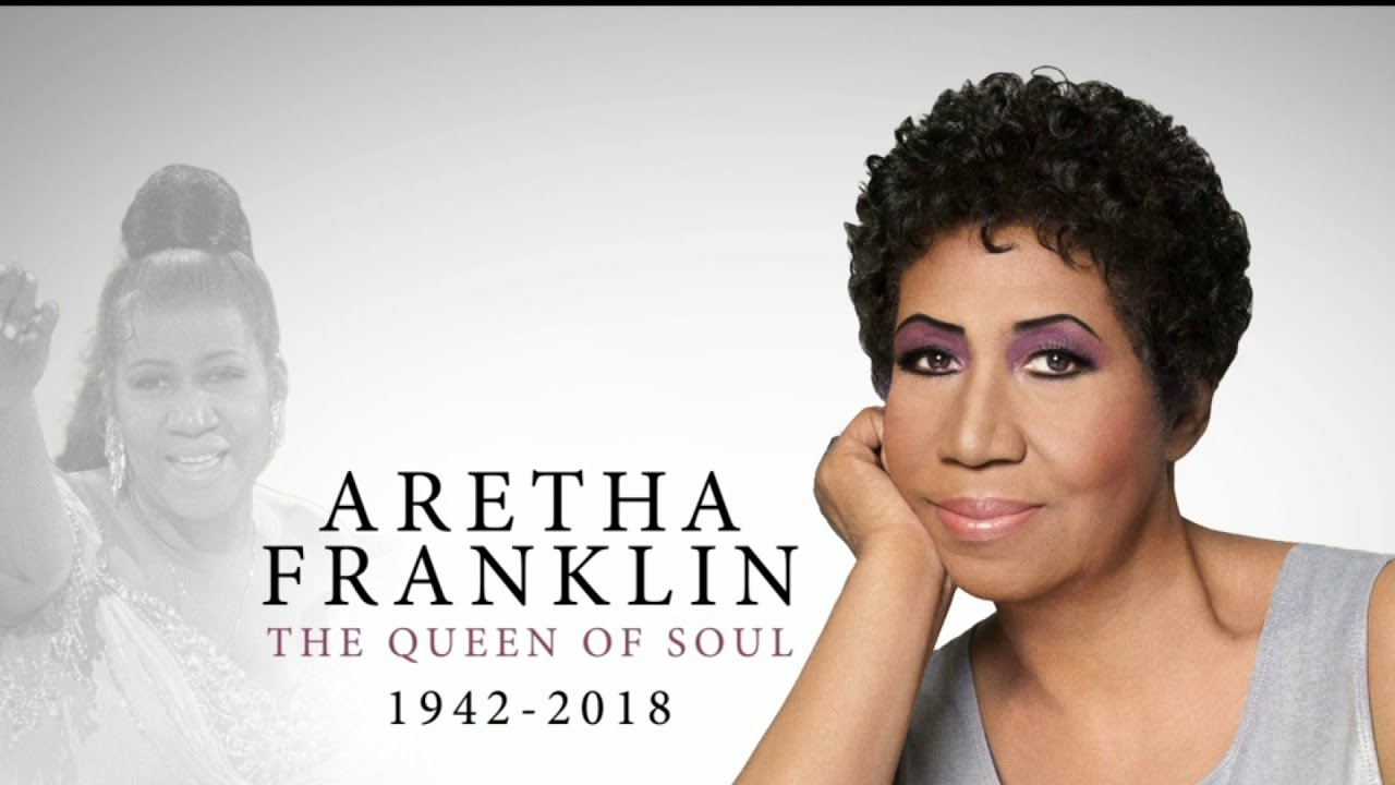 Fans of Aretha Franklin pack public viewing