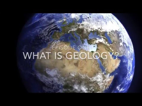 Geology in a Minute - What is Geology?