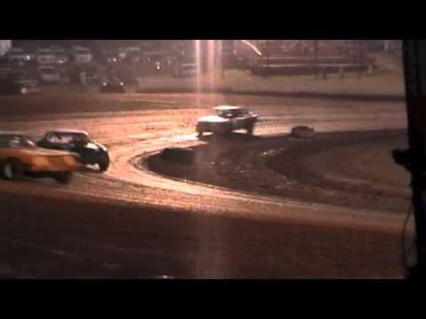 Nevada Speedway - 6-22-2013 - Pure Stock Heat Race