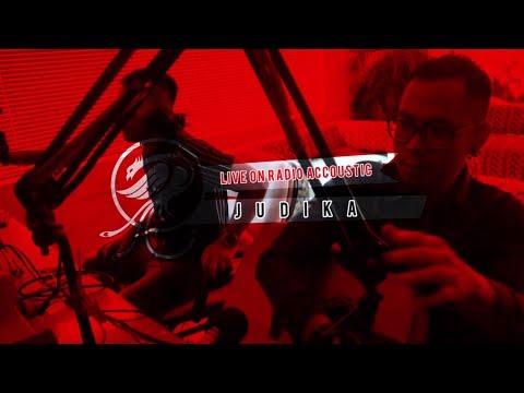 JUDIKA - LEBIH DARI CINTA - LIVE ON RADIO [ACCOUSTIC PERFORMANCE]