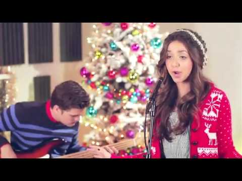 Maddi Jane All I Want for Christmas is You YouTube - YouTube