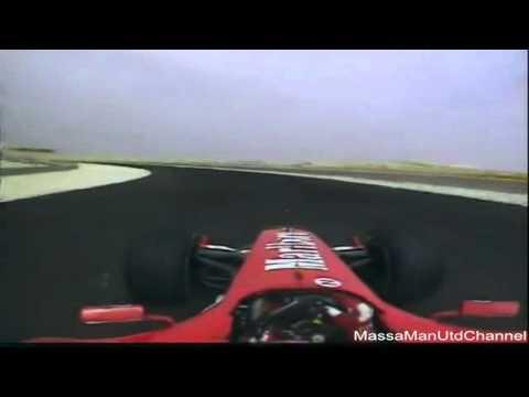 F1 Michael Schumacher Onboard Pole Position Lap at Bahrain 2004 [HD]