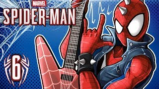 SPIDER-MAN PS4 - SPIDER PUNK & PLAYING AS MILES MORALES!!!  (Walkthrough Gameplay) Ep. 6