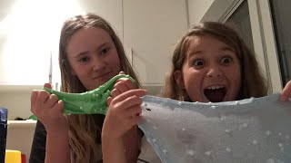 RECREATING EACH OTHERS SWITCH UP SLIME!