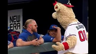 MLB Funny Bloopers April 2019