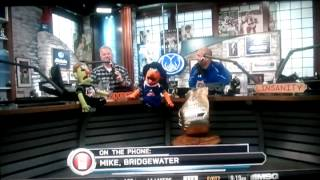 "Boomer tells caller 2 ""Suck It"" on Boomer & Carton"