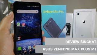 Review Asus ZenFONE Max Plus M1