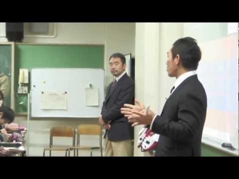 アメフト◆2012オービックシーガルズ よのなか科ゲスト講師【古庄編】