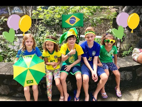 Brazilian Independence Day 2018