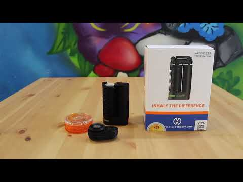 Storz and Bickel- Crafty Vaporizer Review – How to Use the Crafty Vape and tricks