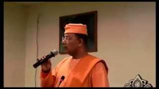 Swami Ishatmananda speaks on Dharma Anusaraner Path (Bengali)