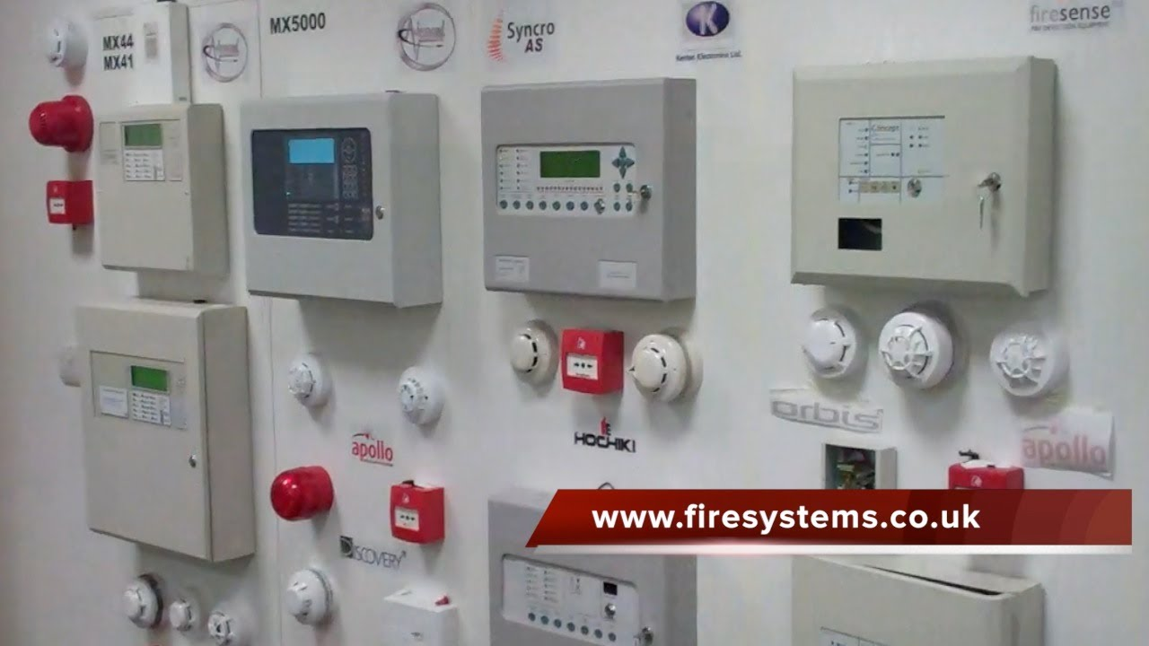 Fire Alarm Manufacturers Youtube