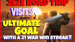 Clash of Clans   2EZE Road TRIP!