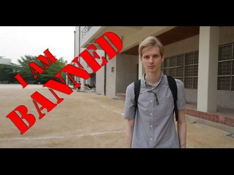 Gym at Hongik University's Ban on Foreigners and Freshmen