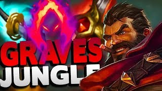 How to Play Graves in Season 9! Dark Harvest Abuse - League of Legends