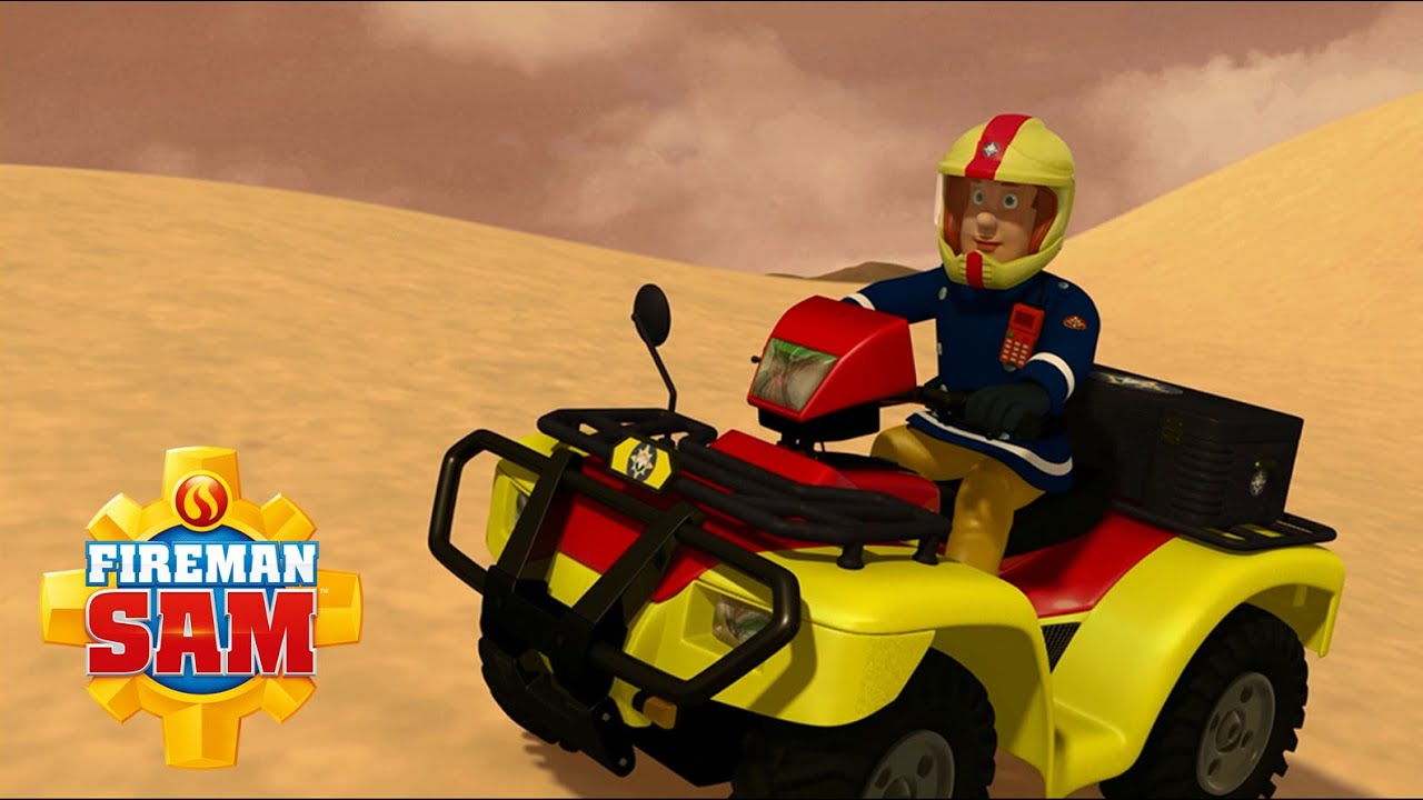 It is a photo of Old Fashioned Fireman Sam Pic