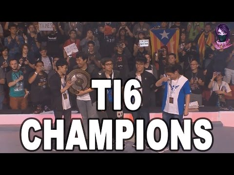 GRAND FINAL DC vs WINGS Highlights New CHAMPION  The International 6 Dota 2 #ti6