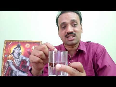 Original Rudraksha Water Test | Authenticity  Water Test of Rudraksha |  Testing Original Rudraksha