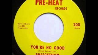 PHLEGETHON - you´re no good - (heavy organ psych fuzz)
