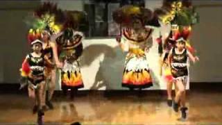 Amazing Bolivian folk dance