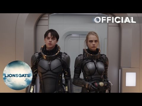 Valerian Teaser - Trailer - In Cinemas Summer 2017