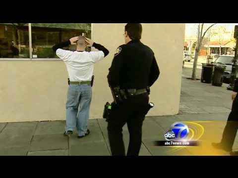 ABC News Covers Open Carry in Livermore CA. Captures Illegal Detainment and Search