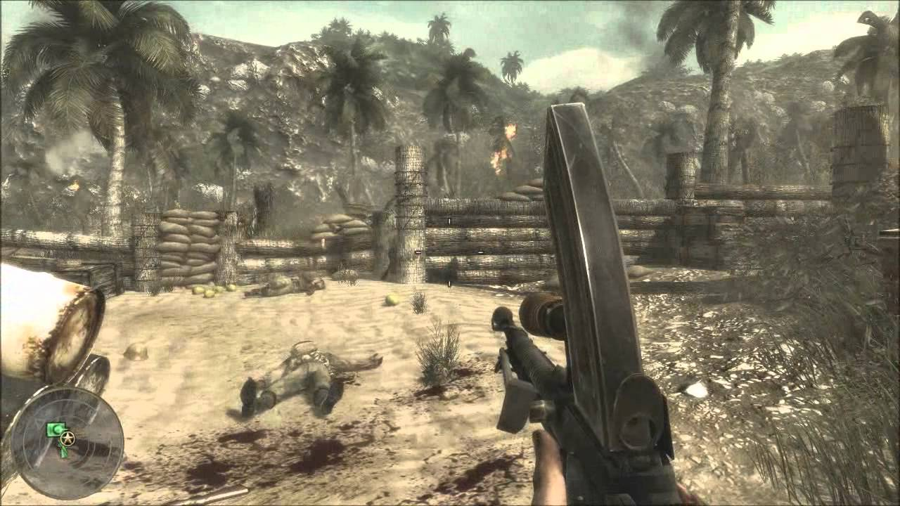 how to download call of duty 5 for free on pc
